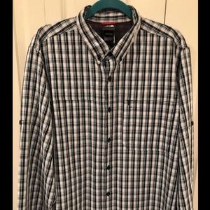 The North Face Men's Long Sleeve Hiking Shirt XL